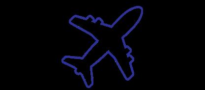 servicio aereo