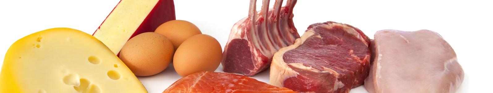 carne y lacteos
